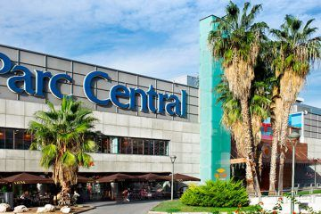 "Parc Central, único centro comercial de Tarragona reconocido con el sello ""Disinfection Monitored"" de SGS"